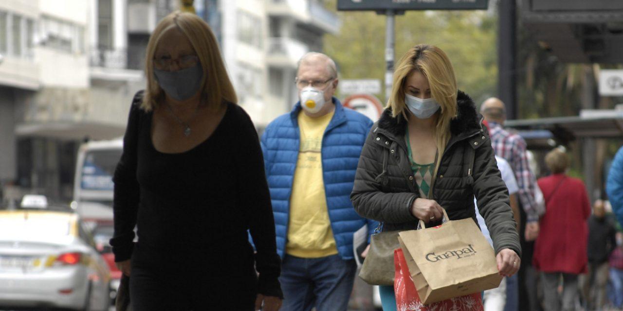 Se registraron 670 casos nuevos de Coronavirus y nueve fallecimientos