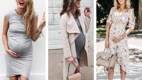 """""""Mami look"""": ¿qué tendencias de moda favorecen más a las mujeres embarazadas?"""