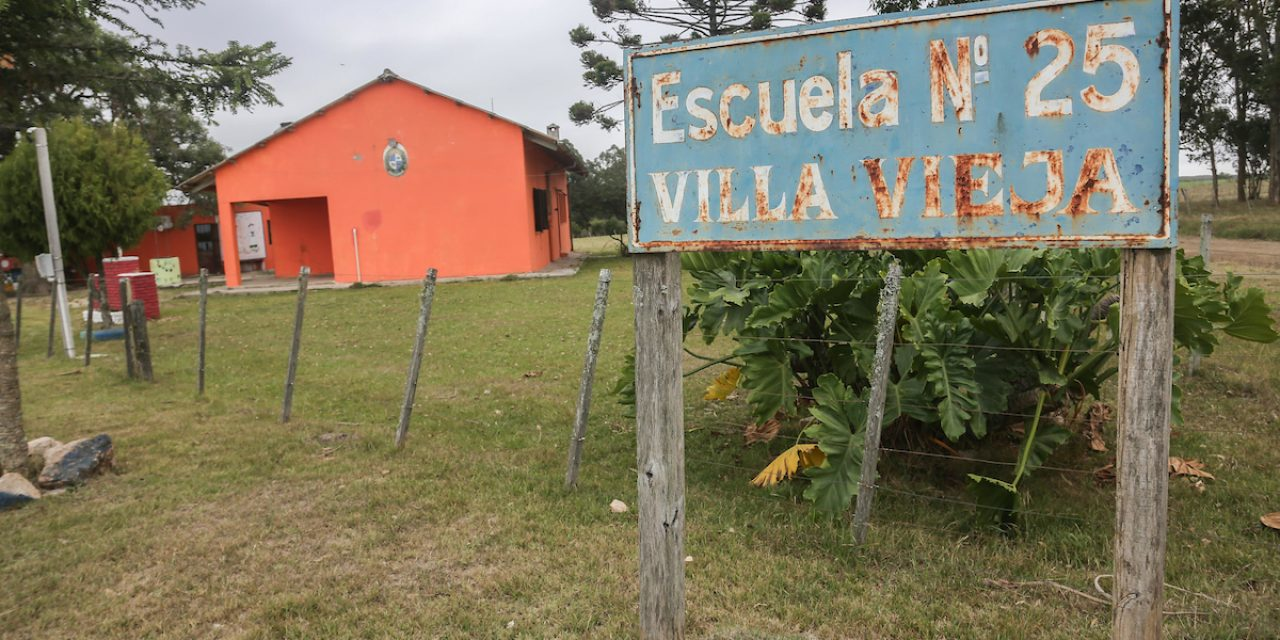Dieron negativo los 300 test de Covid-19 realizados en escuelas rurales