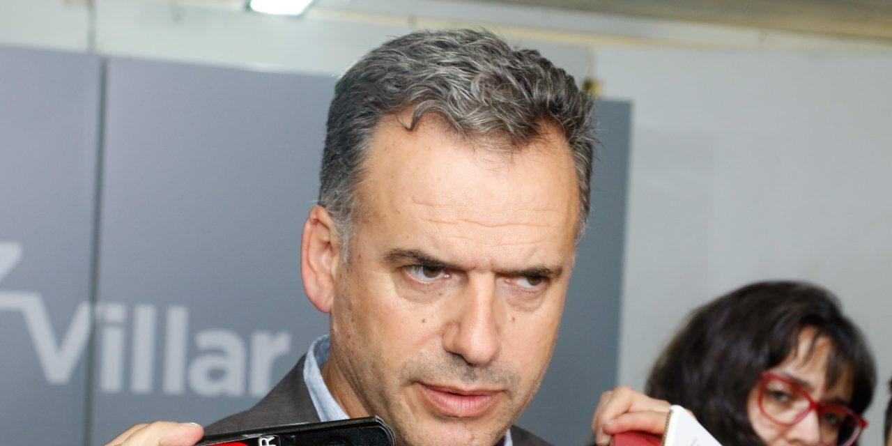 """Orsi sobre el pedido de renuncia a Cardoso: el FA """"ya lo resolvió, si estoy o no de acuerdo, es lo mismo"""""""