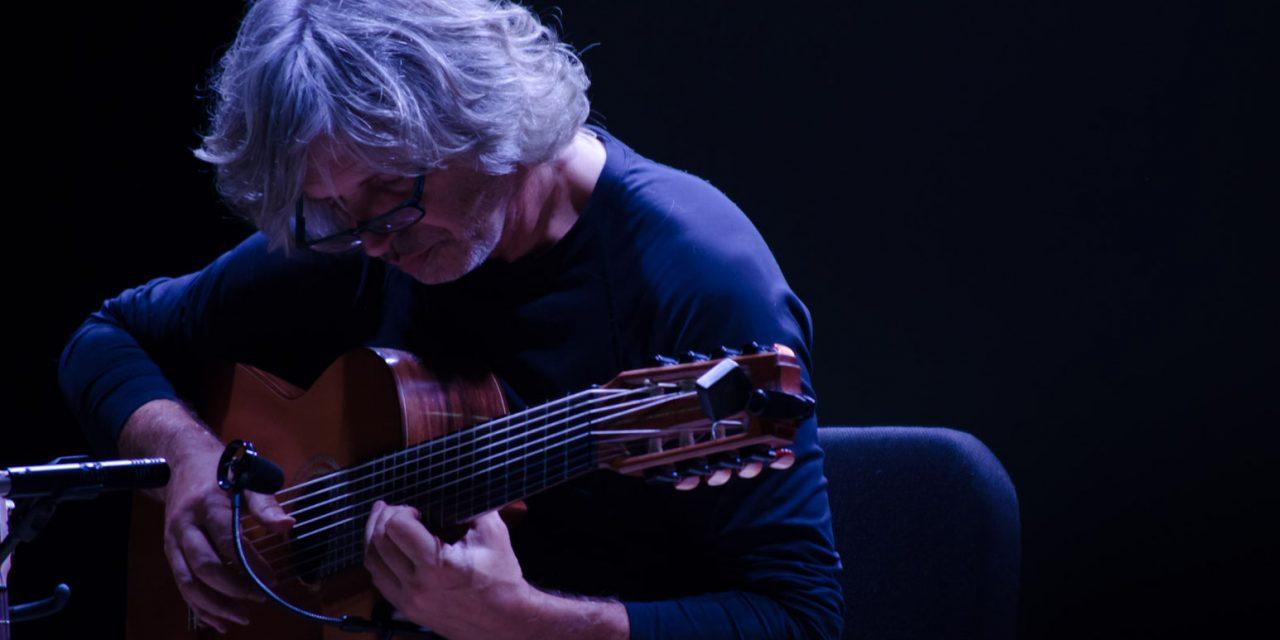 La guitarra no conoce fronteras: entrevista con Gustavo Ripa