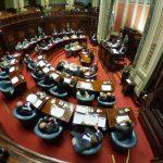 Este martes el senado vota las modificaciones a la ley de urgencia