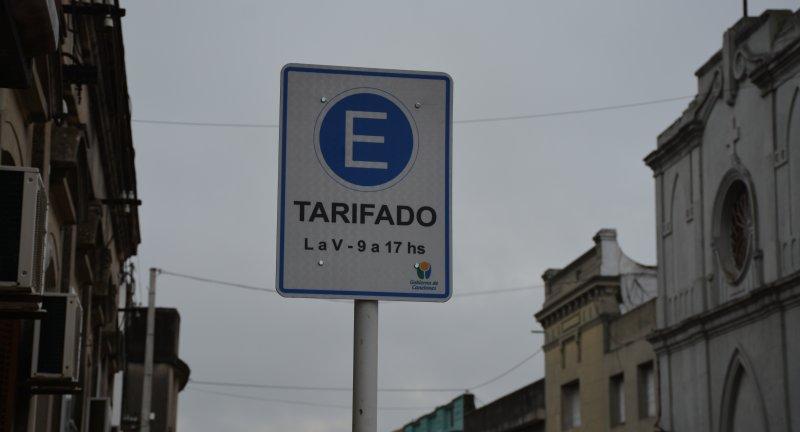 Canelones retoma el cobro del estacionamiento tarifado el próximo lunes