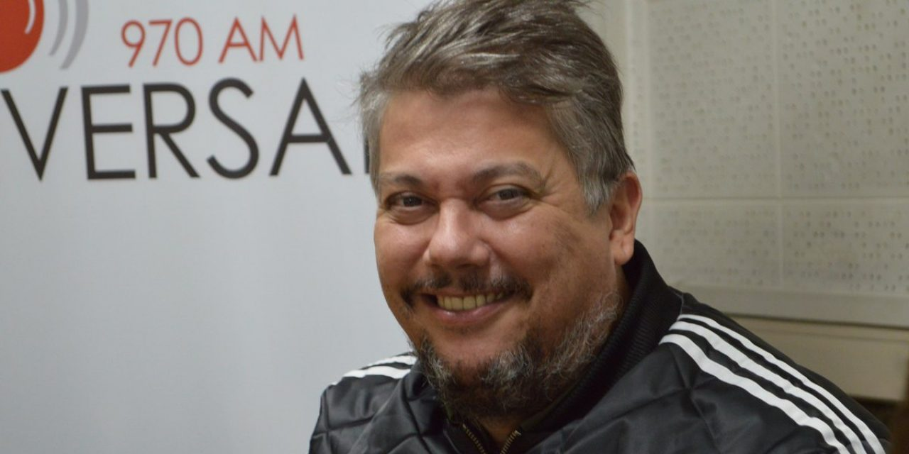 """El """"Fata"""" Delgado defendió el reclamo de los músicos a raíz de la emergencia sanitaria"""