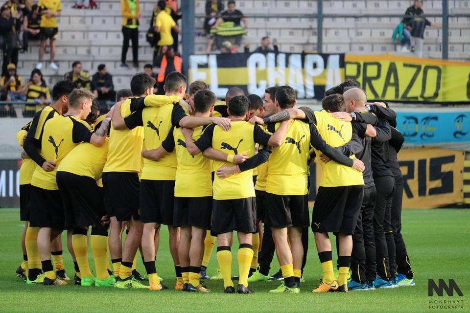 El plantel de Peñarol rechazó la propuesta de los dirigentes