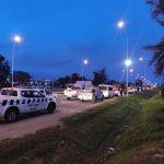 Un hombre fue detenido por dispararle a un policía