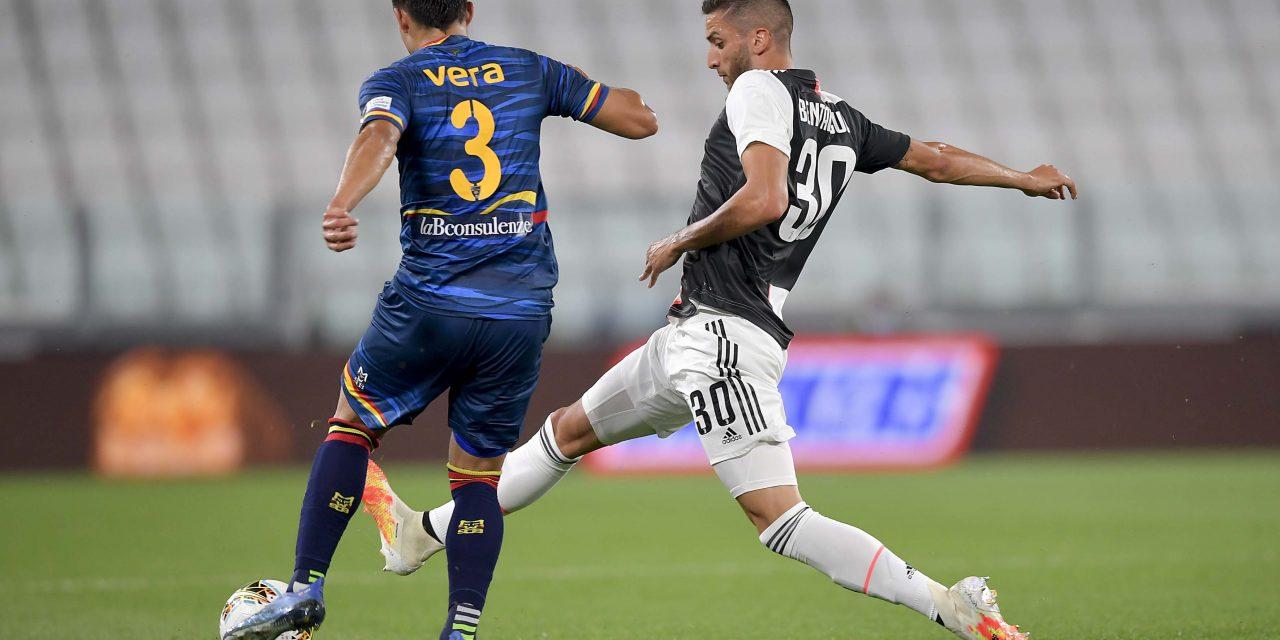 Bentancur y un aniversario especial: 100 partidos en la Juventus