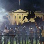 Los Estados Unidos en caos y un presidente que amenaza con desplegar el Ejército Nacional