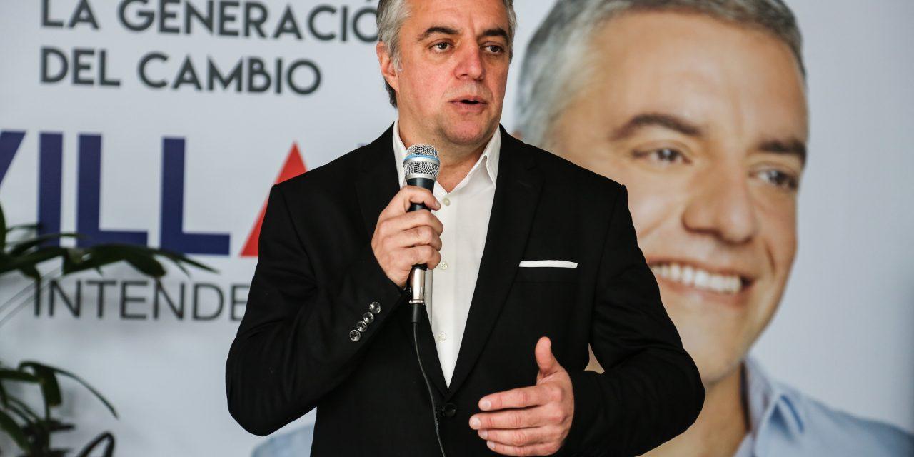 Villar aceptó debatir con Raffo