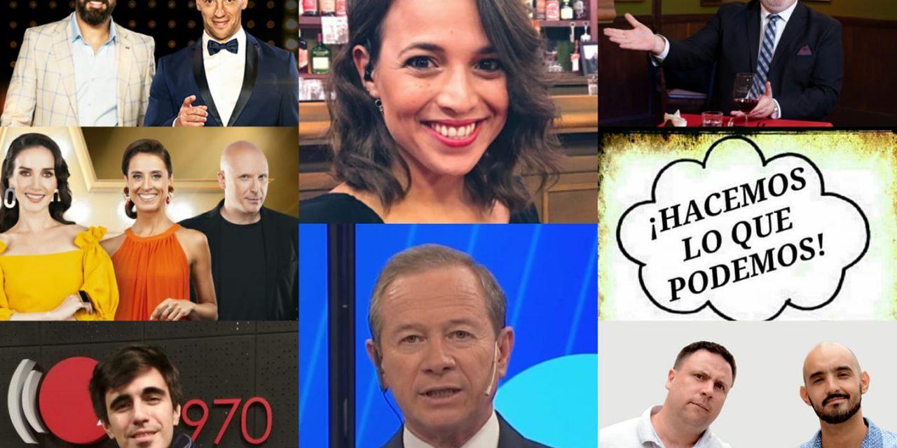 ¿Qué pasó con Patricia Madrid y cuál es el programa más visto los lunes a la noche?
