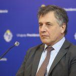 """Ministro Paganini: """"estamos bastante optimistas"""" ante la reactivación de la industria"""