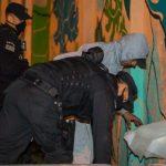 Policía y Mides han trasladado a refugios a más de 150 personas en situación de calle