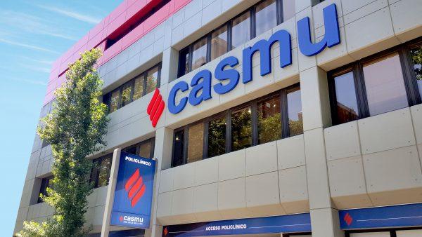 Confirman 7 casos de Covid-19 en el Casmu