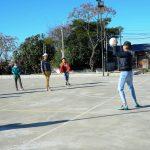 Vuelven los deportes colectivos al aire libre