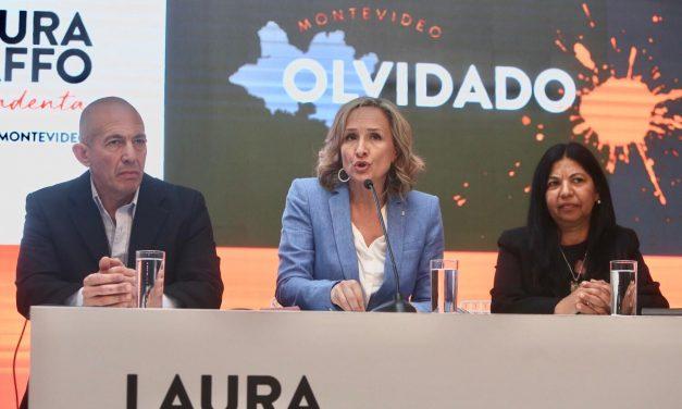 """Para Raffo los problemas del """"Montevideo olvidado"""" responden a falta de coordinación entre Intendencia y Ejecutivo"""