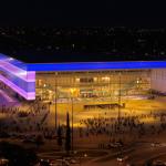 """Jutep advierte """"violación a principios y normas de conducta"""" en  Antel Arena"""