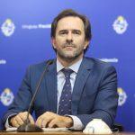 Germán Cardoso pedirá a Salud Pública hisopados obligatorios a todos los que ingresen al país