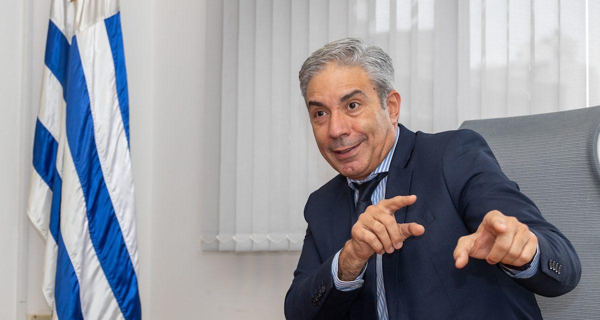 """Robert Silva aseguró que clases en inicial y Primaria comenzaron con """"algo más del 70%"""" de presencialidad"""