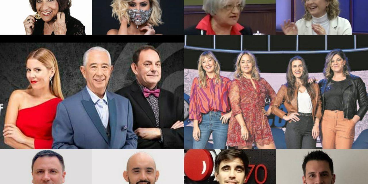 """La Culpa es de Colón: ¿Qué versión eligió la gente? Además los """"famosos"""" de MasterChef, Giannina Silva enamorada y más"""