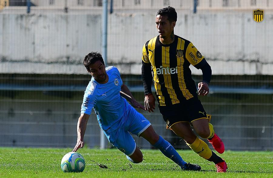 Peñarol no pudo con Montevideo City Torque