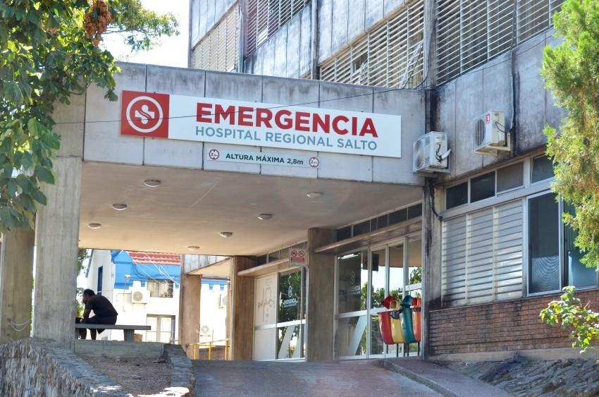 Intendente de Salto asegura que el contagio no fue dentro del hospital