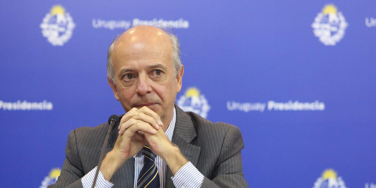 """García dijo que se enteró por Twitter de la salida de Bartol: """"Hoy fue el Mides, mañana puede ser Defensa"""""""