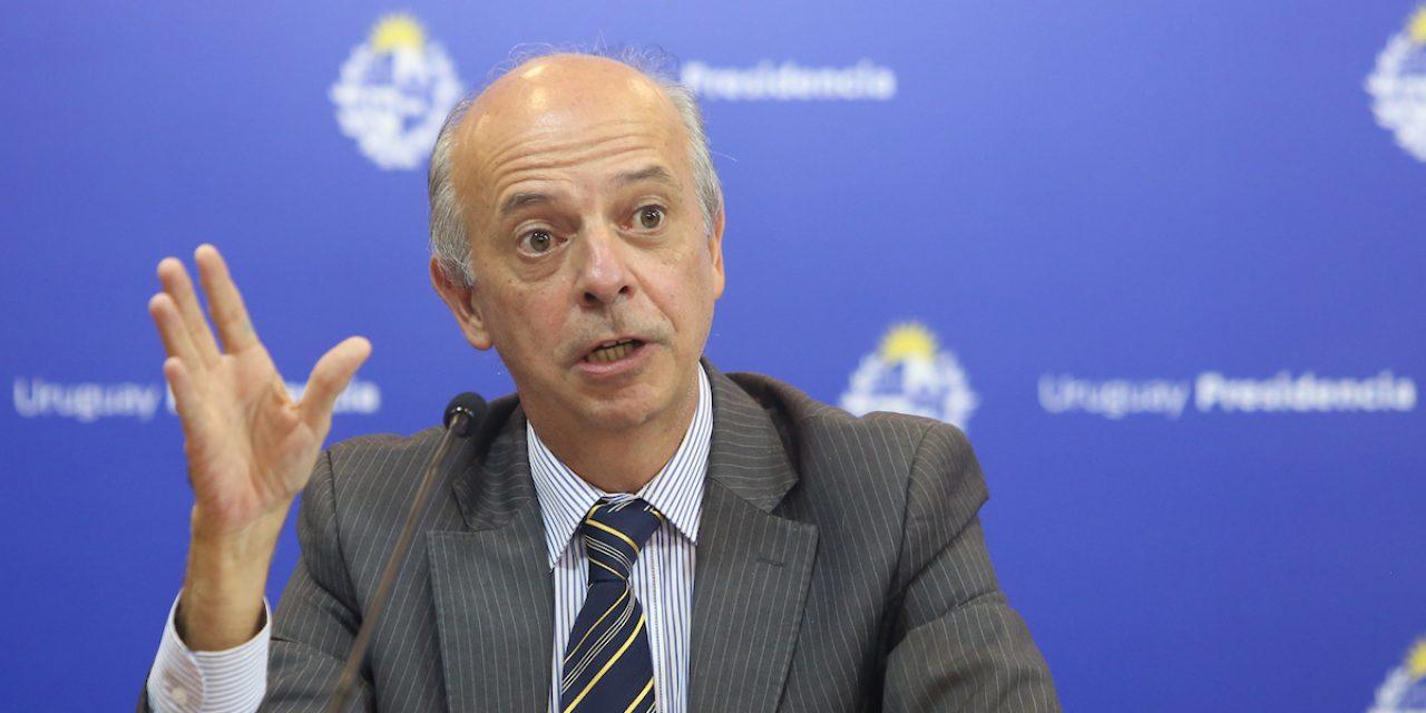 García dijo que se está «estudiando» el pedido de Aduanas para apoyo de las Fuerzas Armadas en las fronteras