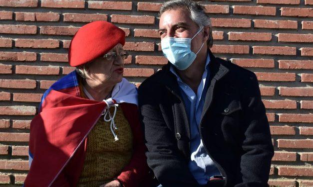 """Glenda Rondán: """"Cabildo Abierto es un partido de ultraderecha"""""""