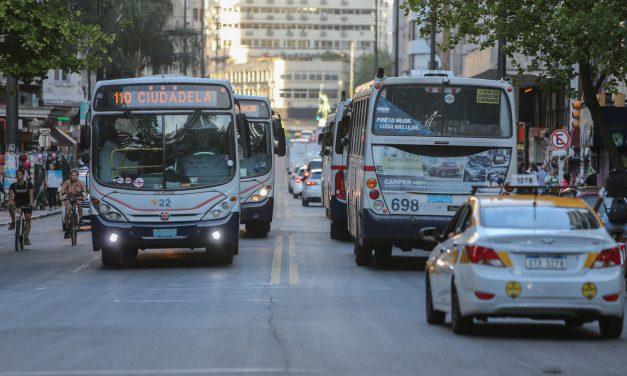 Este domingo las frecuencias de ómnibus en Montevideo serán similares a un día de semana