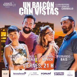 """""""Un Balcón con vistas"""": una comedia sobre el amor y el desamor"""