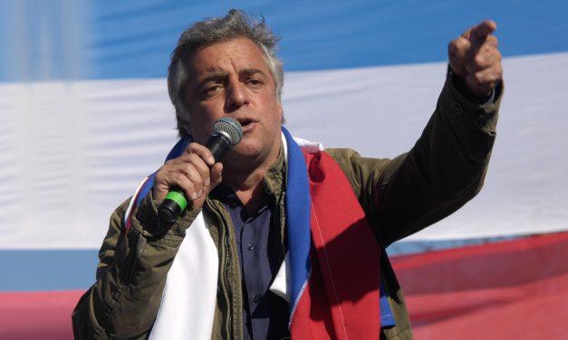 """Villar: """"¿Habrá marcha de la diversidad cuando Raffo ponga al frente de la Intendencia la gente de Cabildo Abierto?"""""""