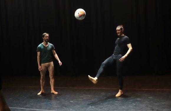 La danza de Cavani: mirá el video en el que promueve el ballet masculino en Uruguay
