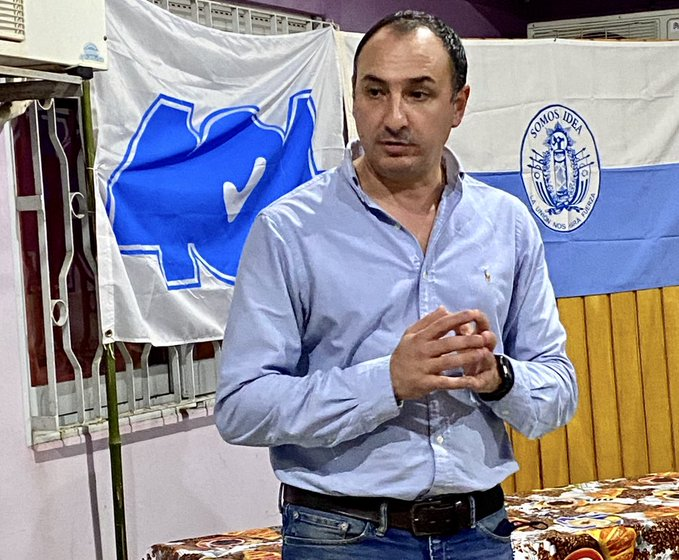 """Albisu: """"Salto necesita que los políticos se peleen menos y trabajen más"""""""