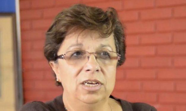 Laura Raffo visitó CUDECOOP