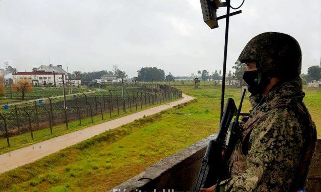Ejército impidió fuga de un recluso de la Unidad Nº 3 del Penal de Libertad