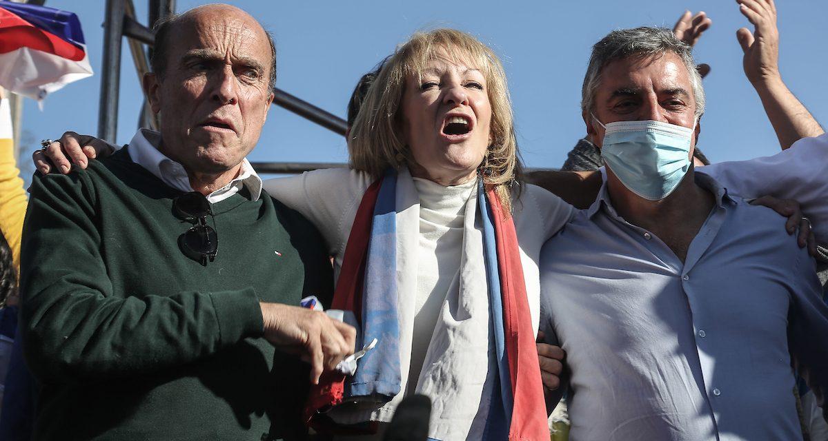 Según Factum el Frente Amplio supera por 17 puntos a la coalición multicolor en Montevideo