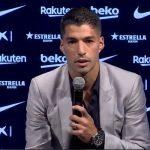 """Entre lagrimas Luis Suárez se despidió de Barcelona: """"Siempre seré un culé más"""""""
