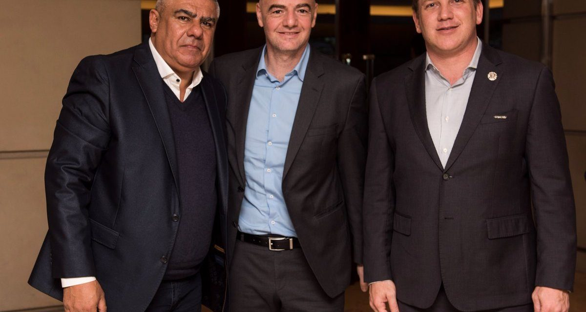 Conmebol pide garantías a FIFA de que los equipo europeos cedan a los jugadores para jugar en octubre