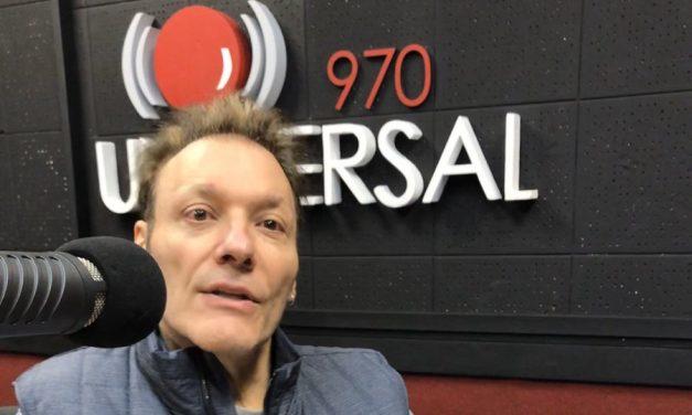 """Jorge Nasser: """"La rebeldía es una de las claves de la vida"""""""