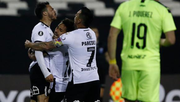 Peñarol se va con las manos vacías de Chile