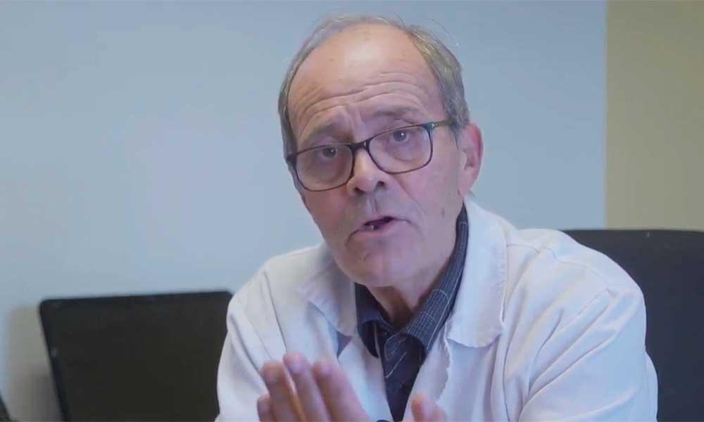 """Infectólogo sobre covid-19: """"Seguramente no vamos a tener los desbordes que hay en Europa"""""""