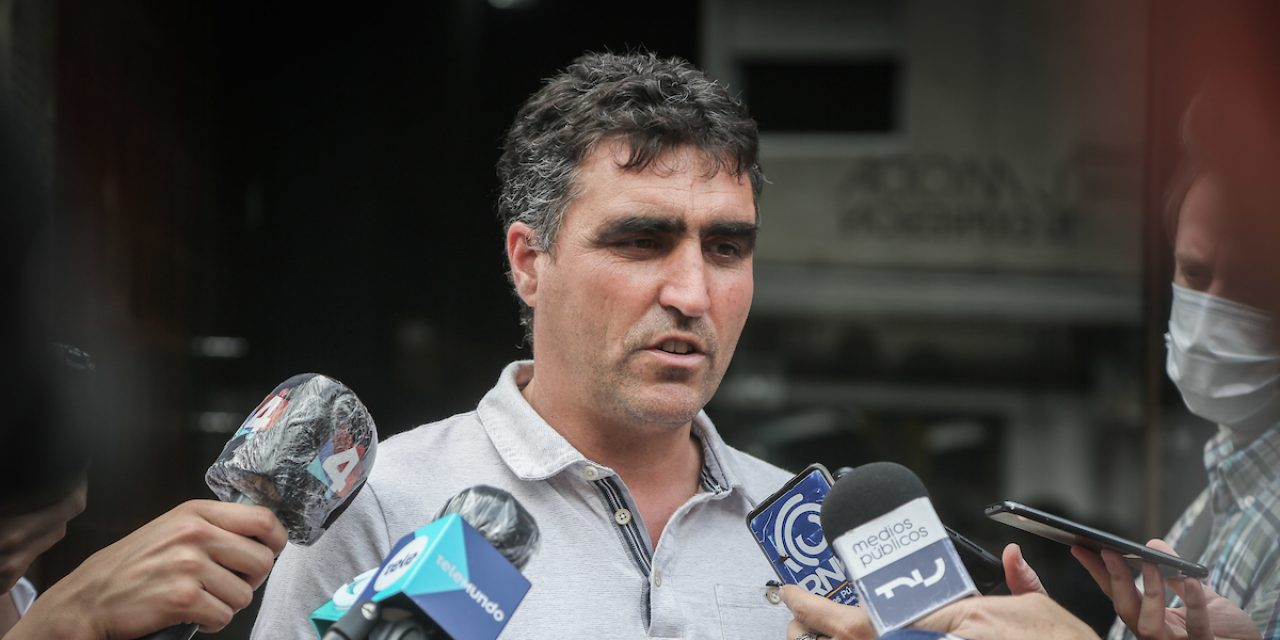 Lima aseguró que el Congreso de Intendentes está en condiciones de mediar los fideicomisos
