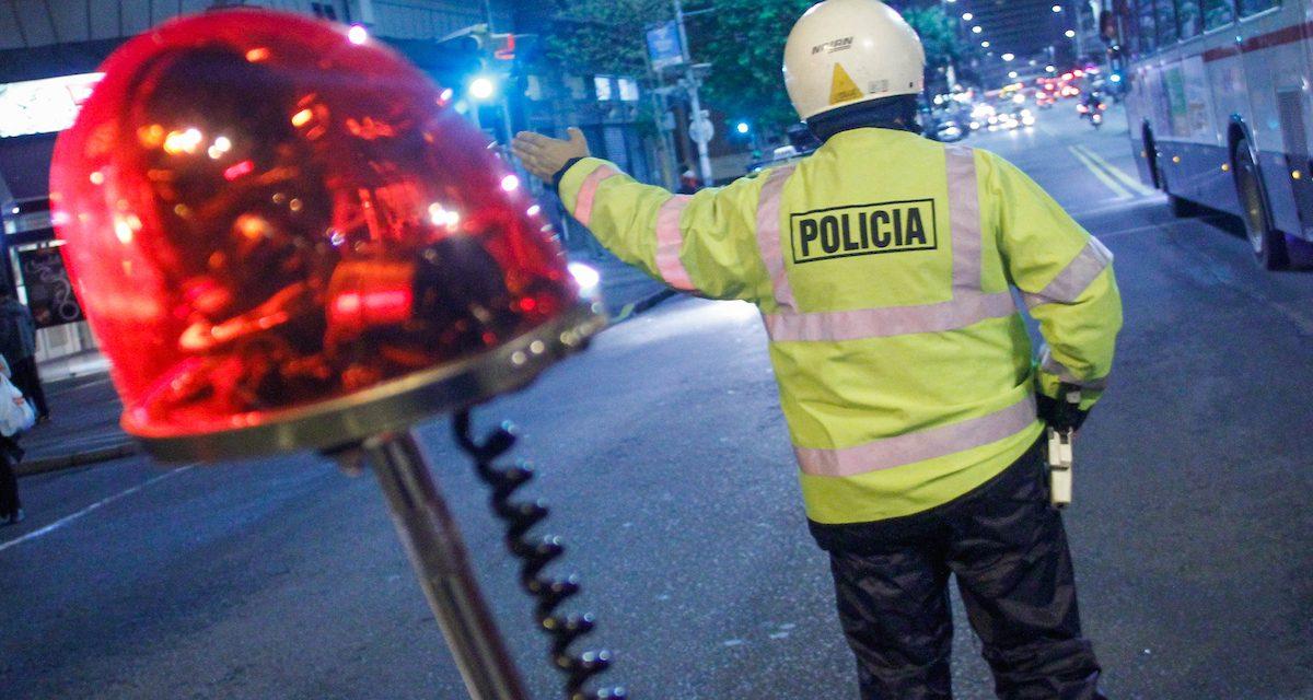 Policía de Canelones incautó 200 vehículos en una semana
