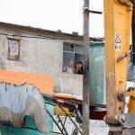 """Vecinos de Manga se manifestaron ante exclusión """"arbitraria"""" de cooperativa de viviendas y su inminente desalojo"""