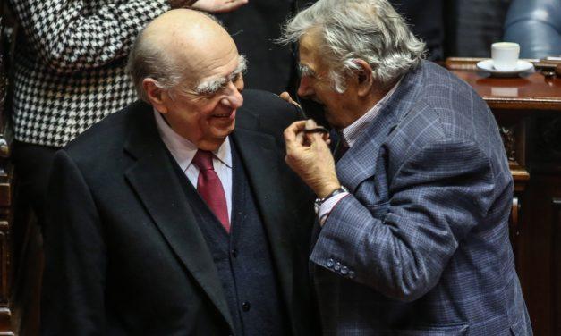 Con Mujica y Sanguinetti se fueron del Parlamento los últimos actores de una raza política que ya no existe
