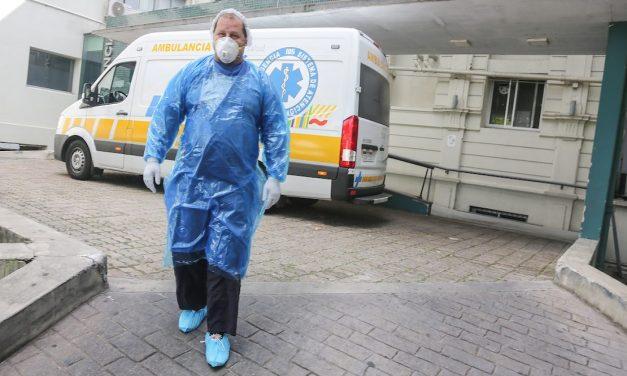 Se confirmaron 43 fallecimientos y 2.319 casos nuevos de Covid-19