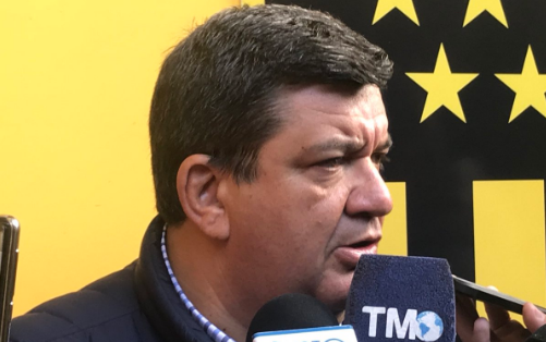 Barrera explicó los detalles del pase de Pellistri