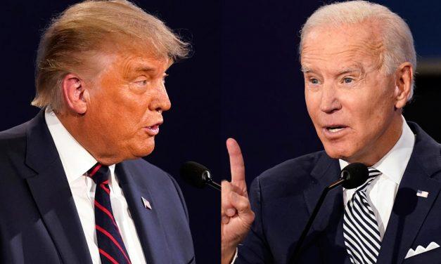 El presidente Trump fue dado de alta y Estados Unidos se encamina rumbo a las elecciones