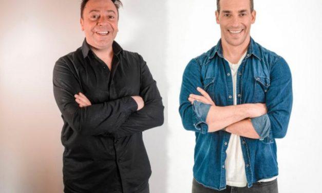 """""""Peor es trabajar"""": el show que une a Leo Pacella y a Maxi de la Cruz"""