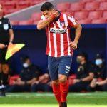 Luis Suárez vuelve a dar positivo de Covid-19